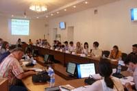 В КГПУ прошло обсуждение концепции закона