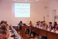 В обсуждении приняли участие молодые активисты