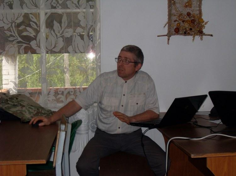 Мастер–класс о нюансах астрофотографии инженера СибГУ Е.Г. Лапухина