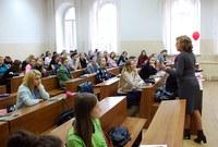ИДОиПК КГПУ им. В.П. Астафьева проводит встречи со студентами университета