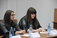 Представители студенческих объединений