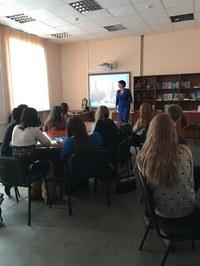 В КГПУ им. В.П. Астафьева состоялись встречи с управлением образования г. Норильска