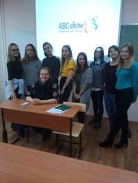 На факультете иностранных языков КГПУ им. В.П. Астафьева состоялось творческое мероприятие по итогам переводческой практики