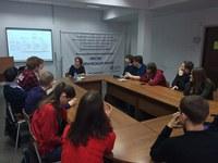 Тематическая встреча в КГПУ