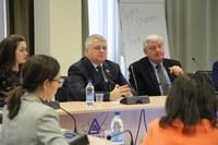 В работе форсайт-сессии приняли участие депутаты Горсовета