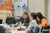 Среди участников форсайт-сессии представители городской администрации