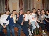 Команда факультета иностранных языков КГПУ им. В.П. Астафьева приняла участие в ежегодном вузовском мероприятии «Ночьфак»