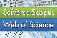 Показатели КГПУ им. В.П. Астафьева в базах данных Web of Science и Scopus за 2013–2017 гг.