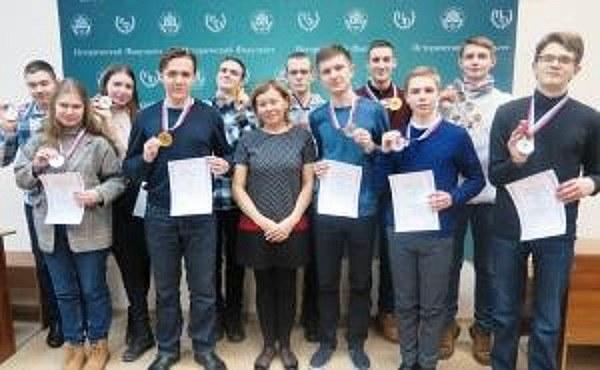 В КГПУ им. В.П. Астафьева прошел региональный этап Всероссийской олимпиады школьников по обществознанию