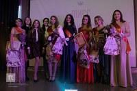 Участницы и организаторы Мисс Истфак-2018