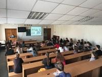 На факультете иностранных языков КГПУ им. В.П. Астафьева состоялась встреча выпускников с работодателями