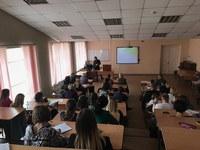 На филологическом факультете КГПУ им. В.П. Астафьева состоялась встреча выпускников с работодателями