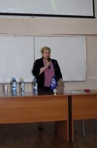 В КГПУ им. В.П. Астафьева прошла 4-я Городская научная конференция школьников по географии