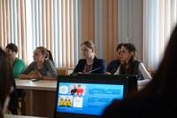 Встреча ректора КГПУ им. В.П. Астафьева со студентами факультета начальных классов