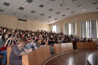 Лекция и мастер-класс доктора филологических наук, профессора Т.А. Касаткиной