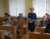 В ИДОиПК КГПУ и. В.П. Астафьева началось обучение слушателей по программе профессиональной переподготовке «Практическая психология»