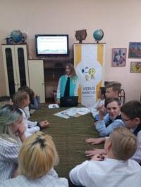 Студенты КГПУ провели благотворительное мероприятие для детей