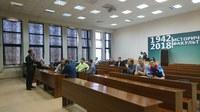 Интеллектуальная игра по политологии в КГПУ