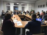 На кафедре политологии и права состоялся круглый стол на тему: «Поколение молодых в политике: ценностные ориентиры и новые формы участия»