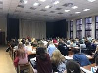 Обучающиеся КГПУ им. В.П. Астафьева посетили открытую лекцию на тему «Я хочу открыть свое дело – с чего начать?»