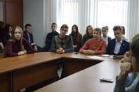 В КГПУ прошел тематический день с участием учащихся школ города