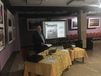 Преподаватель КГПУ провел профориентационный семинар в Кызыле
