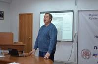 Георгий Ренгольдович Змановский погрузил ребят в профессию политолога