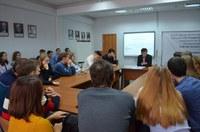 Публичная дискуссия с участием учащихся