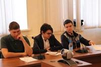 В публичной дискуссии приняли участие студенты-политологи