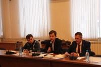 Публичная дискуссия прошла в рамках закрытия Месяца политической науки