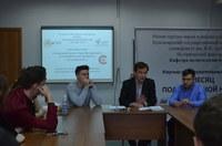 В КГПУ прошла проектная сессия