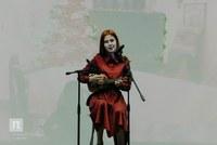 На сцене Александра Колпакова