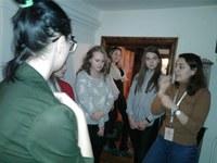 Студенты факультета иностранных языков КГПУ им. В.П. Астафьева посетили Музей-усадьбу В.И. Сурикова