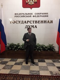 Синдеев М.М. - участник федерального этапа олимпиады по ИРП