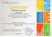 Диплом Елистратова В.А. 2019