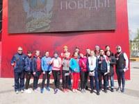 Студенты КГПУ им. В.П. Астафьева стали бронзовыми призерами 54-й традиционной легкоатлетической эстафеты, посвященной Дню Победы