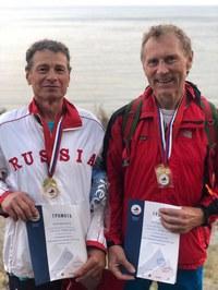 В. Дюков и Р. Галиакбаров