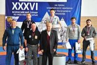 В Академии борьбы имени Д.Г. Миндиашвили завершился XXXVI Всероссийский турнир