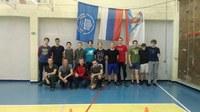 Горный клуб «Альпина» провел соревнования по скалолазанию среди юношей в рамках спартакиады первокурсников