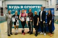 В КГПУ им. В.П. Астафьева прошел открытый Кубок города среди женских студенческих команд по волейболу памяти В.И. Стручкова