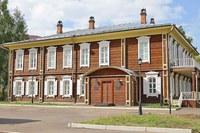 Музей- усадьба Юдина