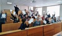 «Tolles Diktat-2020» на факультете иностранных языков