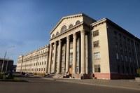 Читальный зал ГУНБ Красноярского края для научных работников