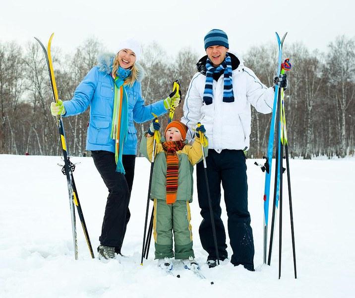 лыжи 2020