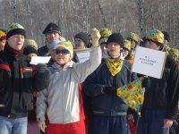 Парад участников