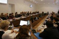 Заседание круглого стола по пробеме сохранения и развития ценностей сибирского характера