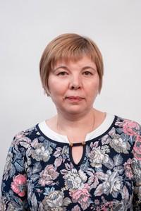 Иванова Елена Вильгельмовна. Фотография сотрудника