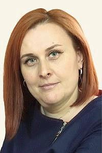 Воднева Александра Петровна. Фотография сотрудника