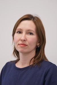 Бархатова Дарья Александровна. Фотография сотрудника