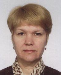 Орлова Светлана Николаевна. Фотография сотрудника